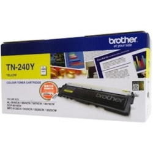 Brother TN-240Y Toner Cartridge - Yellow