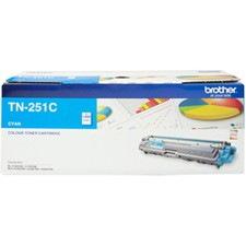 Brother TN251C Toner Cartridge - Cyan