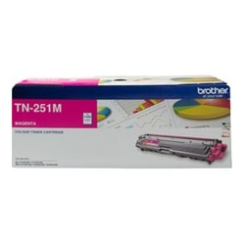 Brother TN251M Toner Cartridge - Magenta