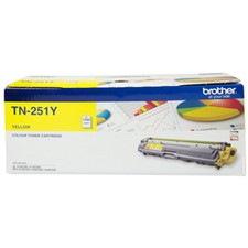 Brother TN251Y Toner Cartridge - Yellow