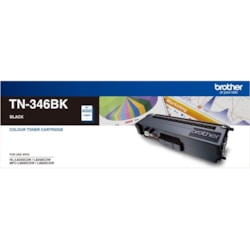 Brother TN-346BK Original Toner Cartridge - Black