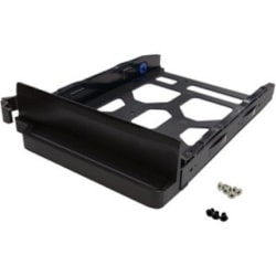 QNAP TRAY-35-NK-BLK04 Drive Bay Adapter Internal - Black