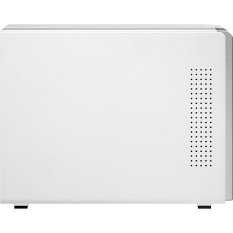 QNAP Turbo NAS TS-131P 1 x Total Bays SAN/NAS Storage System - Annapurna Labs Alpine Dual-core (2 Core) 1.70 GHz - 1 GB RAM - DDR3 SDRAM Tower
