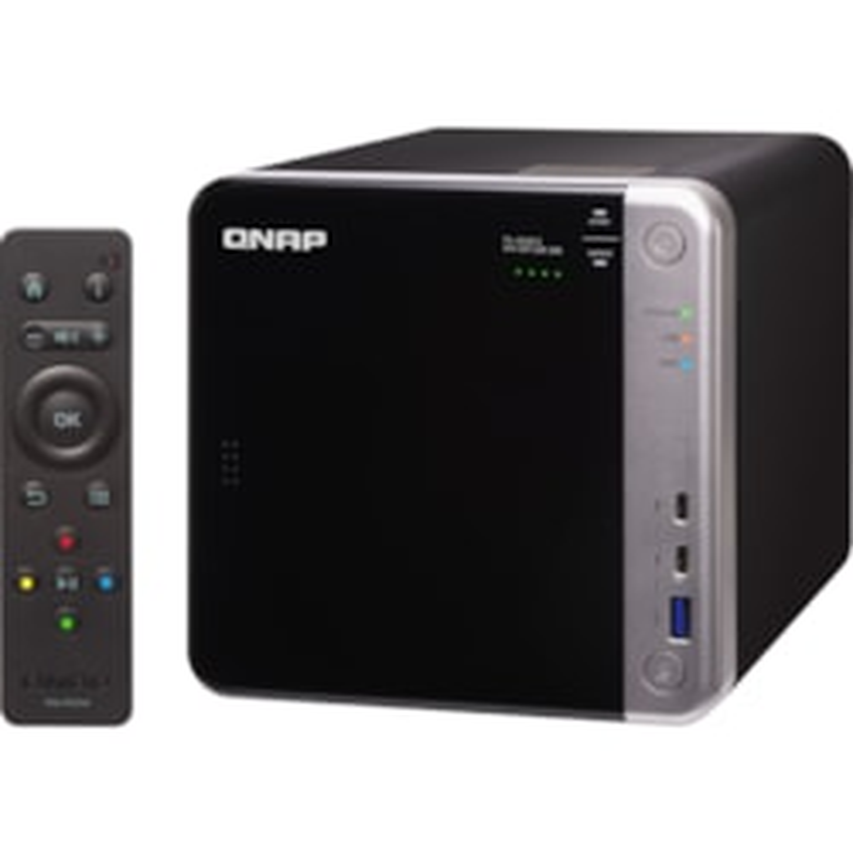 QNAP TS-453BT3 4 x Total Bays SAN/NAS/DAS Storage System - Tower