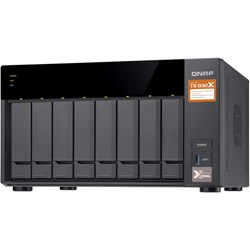 QNAP TS-832X-2G 8 x Total Bays SAN/NAS Storage System - 512 MB Flash Memory Capacity - Annapurna Labs Alpine Quad-core (4 Core) 1.70 GHz - 2 GB RAM - DDR4 SDRAM Tower