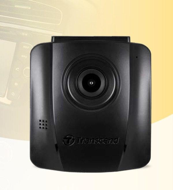 "Transcend DrivePro Digital Camcorder - 3.3 cm (1.3"") LCD - Full HD - Black"