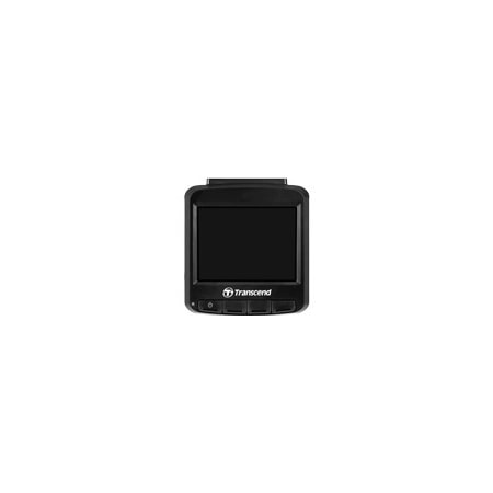 "Transcend DrivePro Digital Camcorder - 6.1 cm (2.4"") LCD - Full HD - Black"