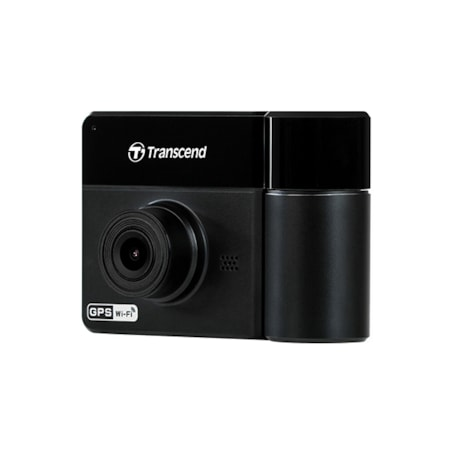 "Transcend DrivePro 550 Digital Camcorder - 6.1 cm (2.4"") LCD - Full HD - Black"