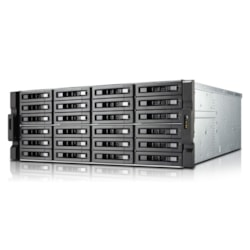 QNAP Turbo NAS TS-EC2480U-E3-4GE-R2 24 x Total Bays SAN/NAS Storage System - 4U - Rack-mountable