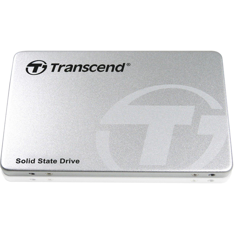 """Transcend SSD220 120 GB Solid State Drive - SATA (SATA/600) - 2.5"""" Drive - Internal"""