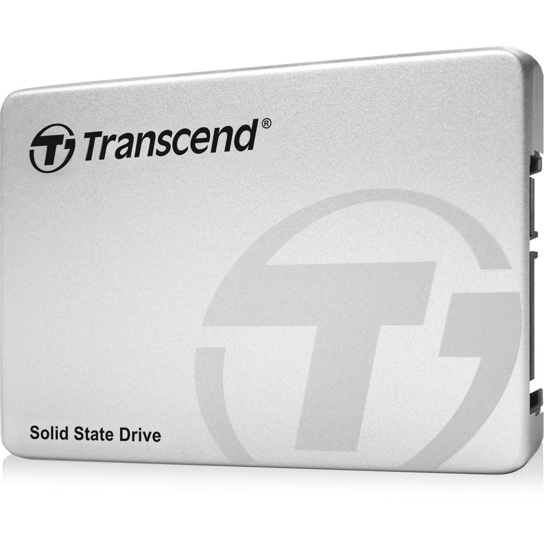 """Transcend SSD370 128 GB Solid State Drive - 2.5"""" Internal - SATA (SATA/600)"""