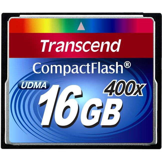 Transcend TS16GCF400 16 GB CompactFlash