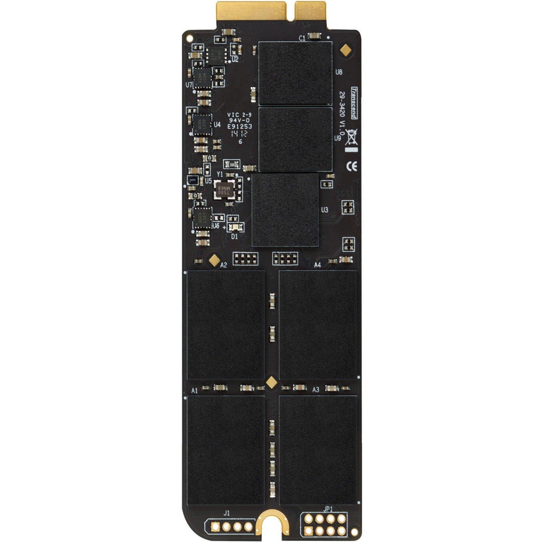 Transcend JetDrive 725 240 GB Solid State Drive - SATA (SATA/600) - Internal