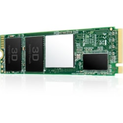 Transcend 220S 512 GB Solid State Drive - PCI Express (PCI Express 3.0 x4) - Internal - M.2 2280