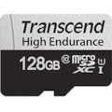 Transcend High Endurance 350V 64 GB Class 10/UHS-I (U1) microSDXC