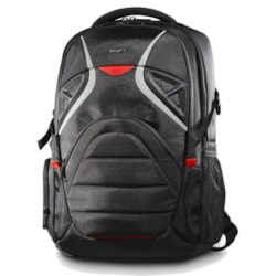 "Targus Strike TSB900AU Carrying Case (Backpack) for 43.9 cm (17.3"") Notebook - Black, Red"