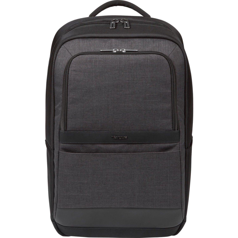 """Targus CitySmart TSB911AU Carrying Case (Backpack) for 39.6 cm (15.6"""") Notebook - Black"""