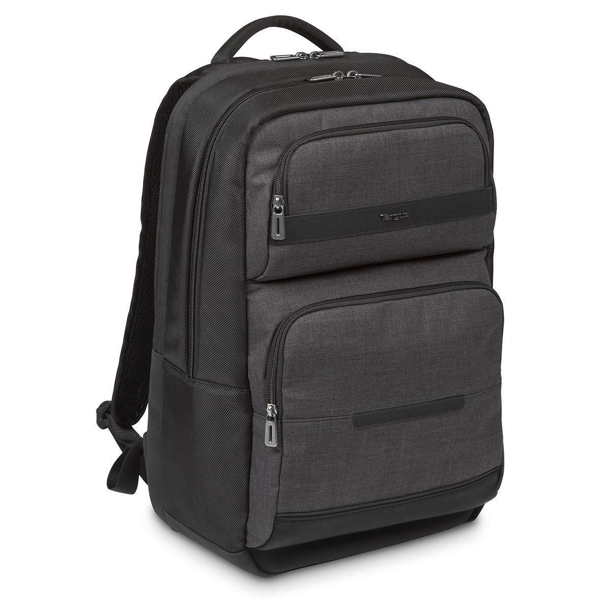 """Targus CitySmart TSB912AU Carrying Case (Backpack) for 39.6 cm (15.6"""") Notebook - Black"""