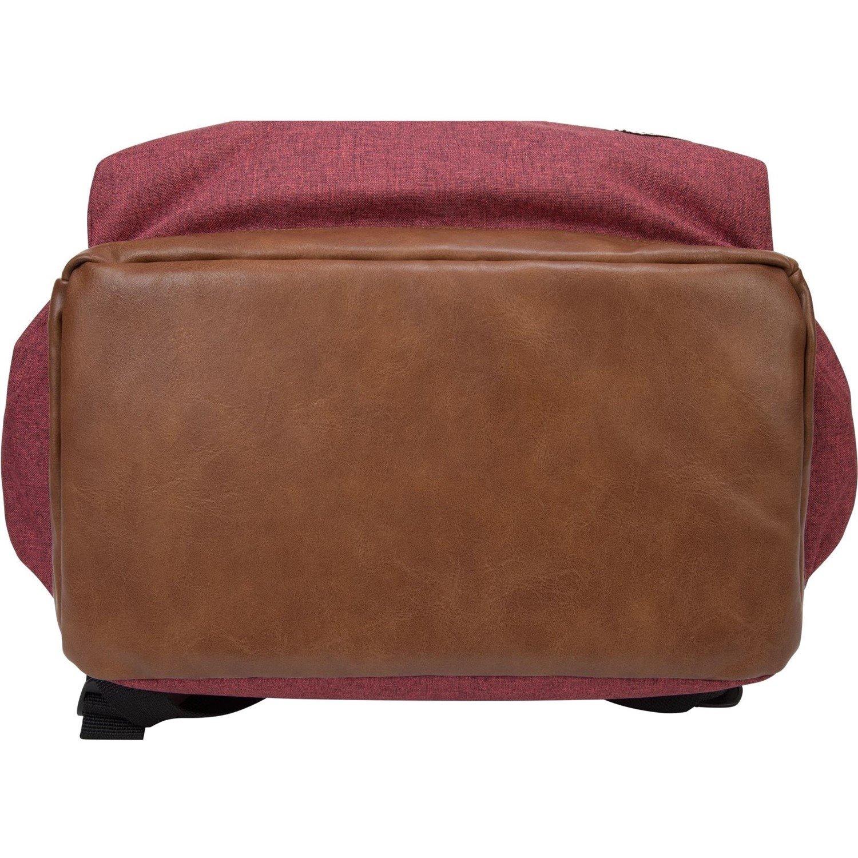 """Targus Strata TSB93603GL Carrying Case (Backpack) for 39.6 cm (15.6"""") Notebook - Burgundy"""