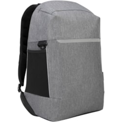 "Targus CityLite TSB938GL Carrying Case (Backpack) for 39.6 cm (15.6"") Notebook - Grey"