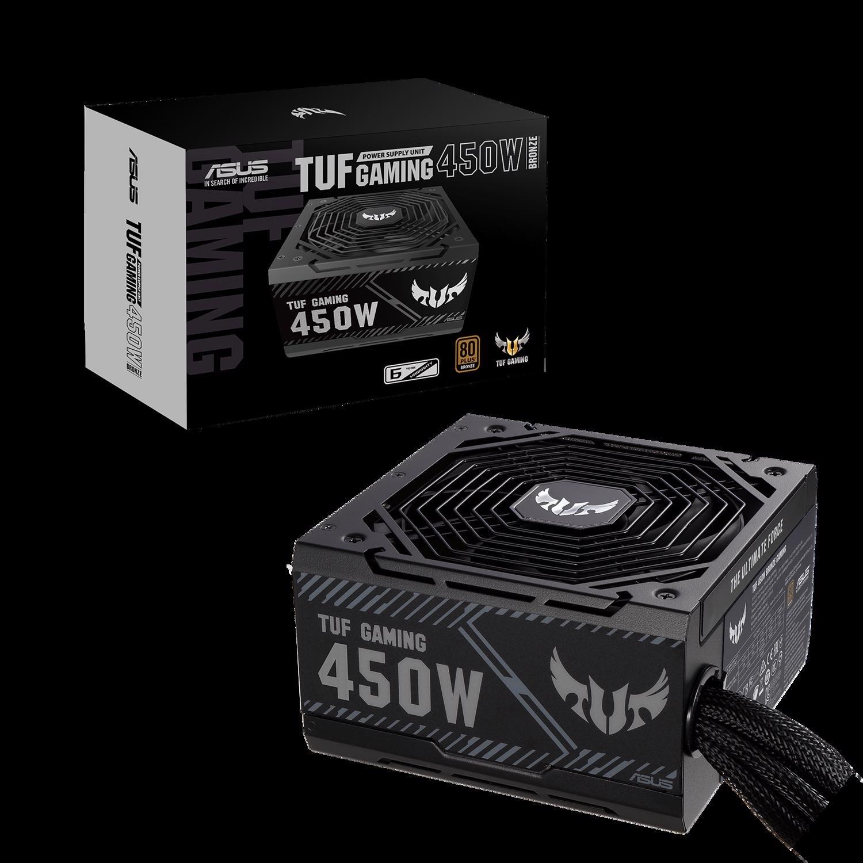 Asus TUF Gaming TUF-450B-GAMING ATX12V/EPS12V Power Supply - 450 W
