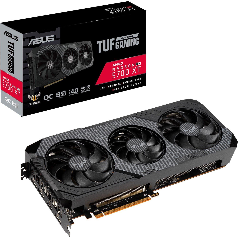 TUF Gaming X3 TUF 3-RX5700XT-O8G-EVO-GAMING Radeon RX 5700 XT Graphic Card - 8 GB GDDR6