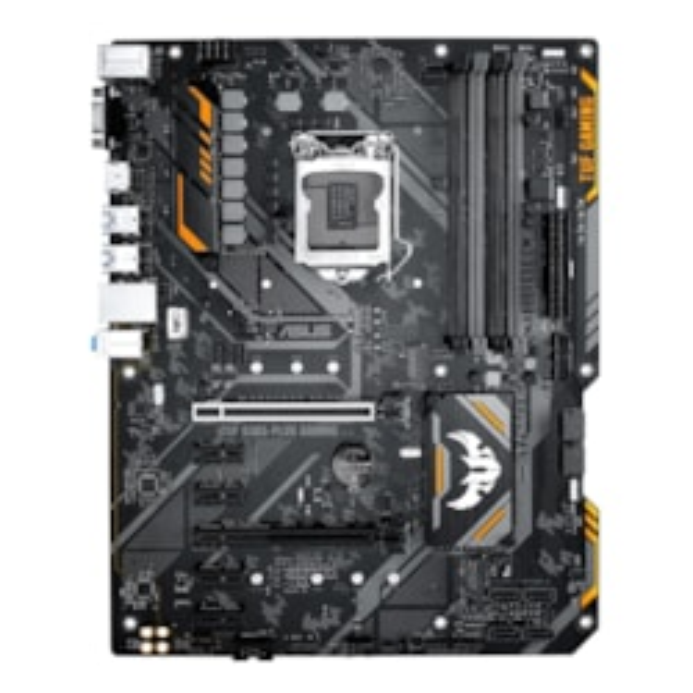 TUF B365-PLUS GAMING Desktop Motherboard - Intel Chipset - Socket H4 LGA-1151