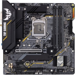 TUF GAMING B460M-PLUS (WI-FI) Desktop Motherboard - Intel Chipset - Socket LGA-1200