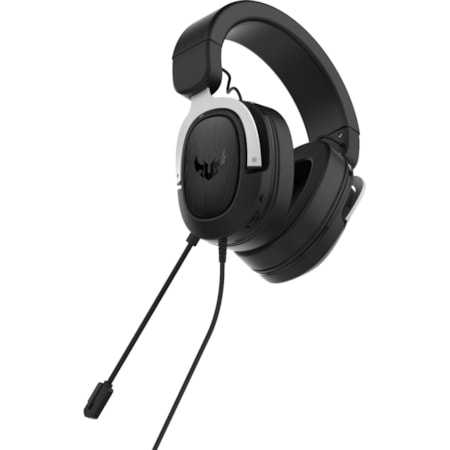 TUF Gaming H3 Wired Over-the-head Stereo Gaming Headset - Silver