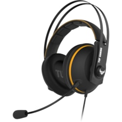 TUF Gaming H7 Core Wired Over-the-head Stereo Gaming Headset - Yellow