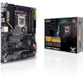 TUF GAMING Z490-PLUS Desktop Motherboard - Intel Chipset - Socket LGA-1200