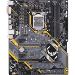 TUF Z370-PLUS GAMING II Desktop Motherboard - Intel Chipset - Socket H4 LGA-1151