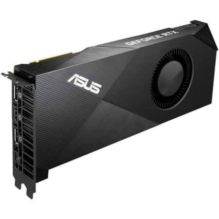 Asus TURBO-RTX2080TI-11G GeForce RTX 2080 Ti Graphic Card - 11 GB GDDR6 - Dual Slot Space Required