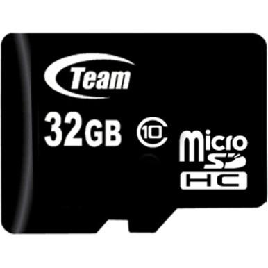 Team Micro SDHC 32GB Class 10