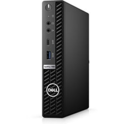 Dell OptiPlex 7000 7080 Desktop Computer - Intel Core i5 10th Gen i5-10500T Hexa-core (6 Core) 2.30 GHz - 8 GB RAM DDR4 SDRAM - 256 GB SSD - Micro PC