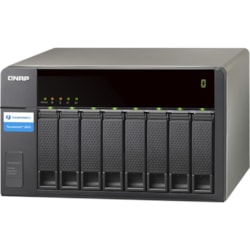 QNAP TX-800P Drive Enclosure - Thunderbolt 2 Host Interface Tower
