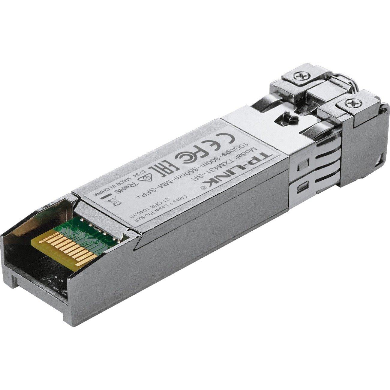 TP-LINK TXM431-SR SFP+ - 1 LC/UPC 10GBase-SR Network