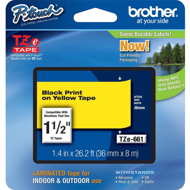 Brother TZE-661 Label Tape