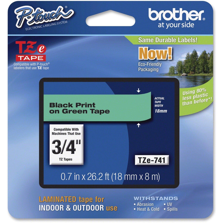 Brother TZe741 Label Tape