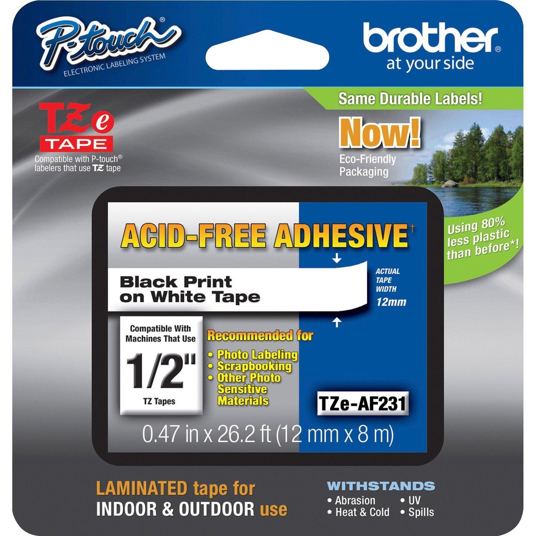 Brother TZE-AF231 Label Tape