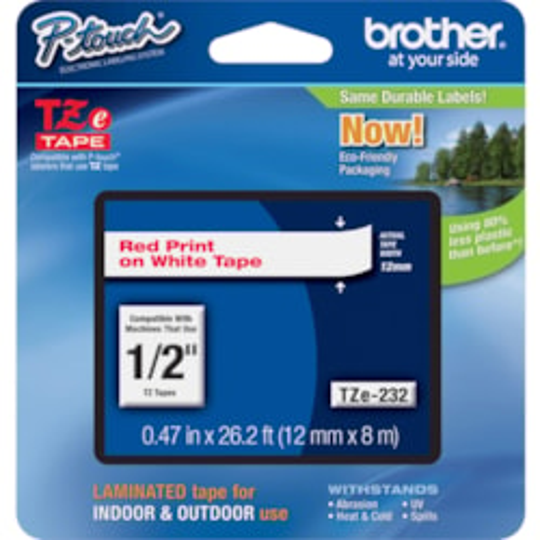 Brother TZE232 Label Tape