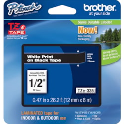 Brother P-touch TZE335 Label Tape