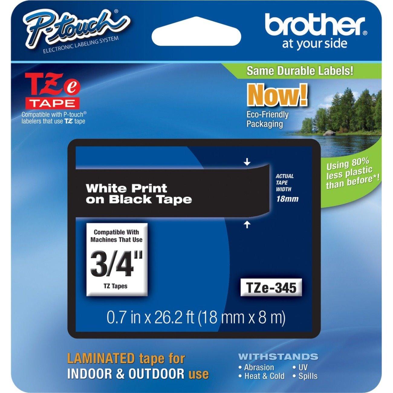 Brother TZE345 Label Tape