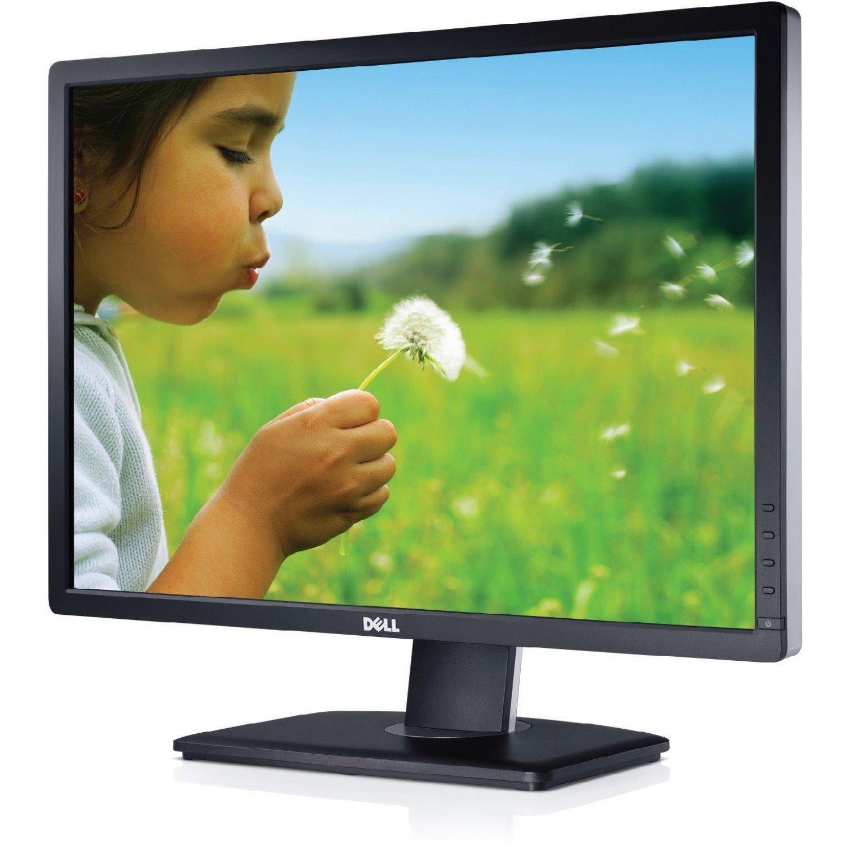 "Dell UltraSharp U2412M 61 cm (24"") WUXGA LED LCD Monitor - 16:10 - Black"