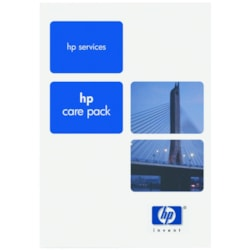 HP Care Pack Pickup and Return Service - 3 Year - Service