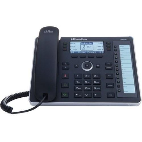 AudioCodes 440HD IP Phone - Black