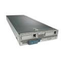 Cisco B200 M3 Blade Server - 2 x Xeon E5-2690 v2 - 256 GB RAM HDD SSD - Serial Attached SCSI (SAS) Controller