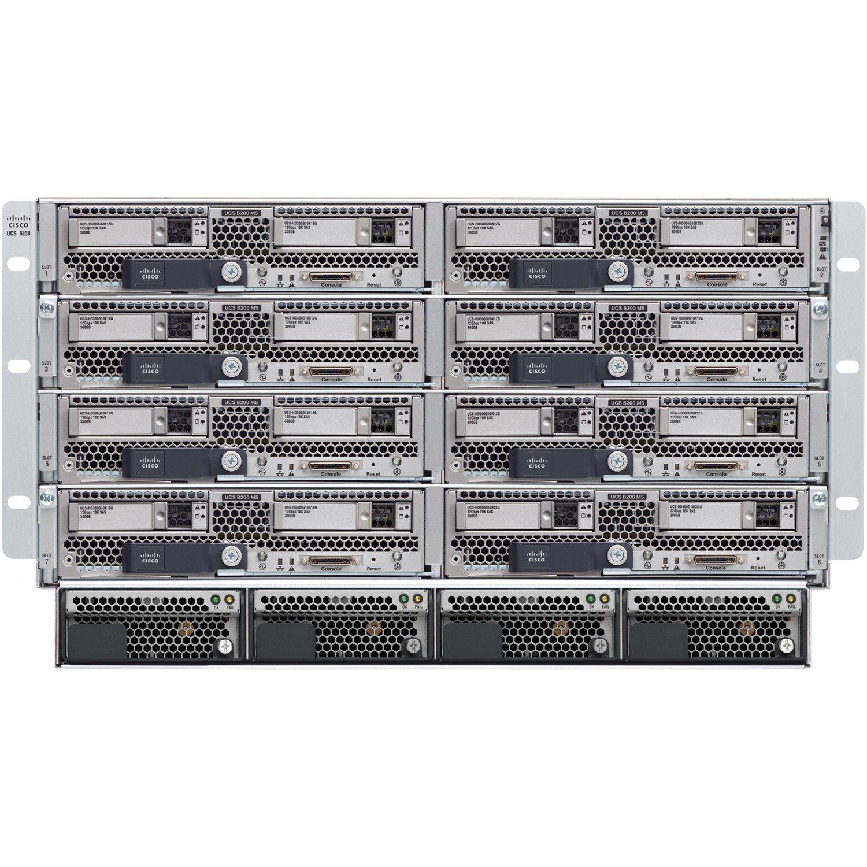 Cisco UCS 5108 Blade Server Case - Refurbished