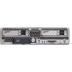 Cisco B200 M5 Blade Server - 2 x Intel Xeon Gold 6148 Icosa-core (20 Core) 2.40 GHz - 384 GB Installed DDR4 SDRAM - Serial ATA, 12Gb/s SAS Controller