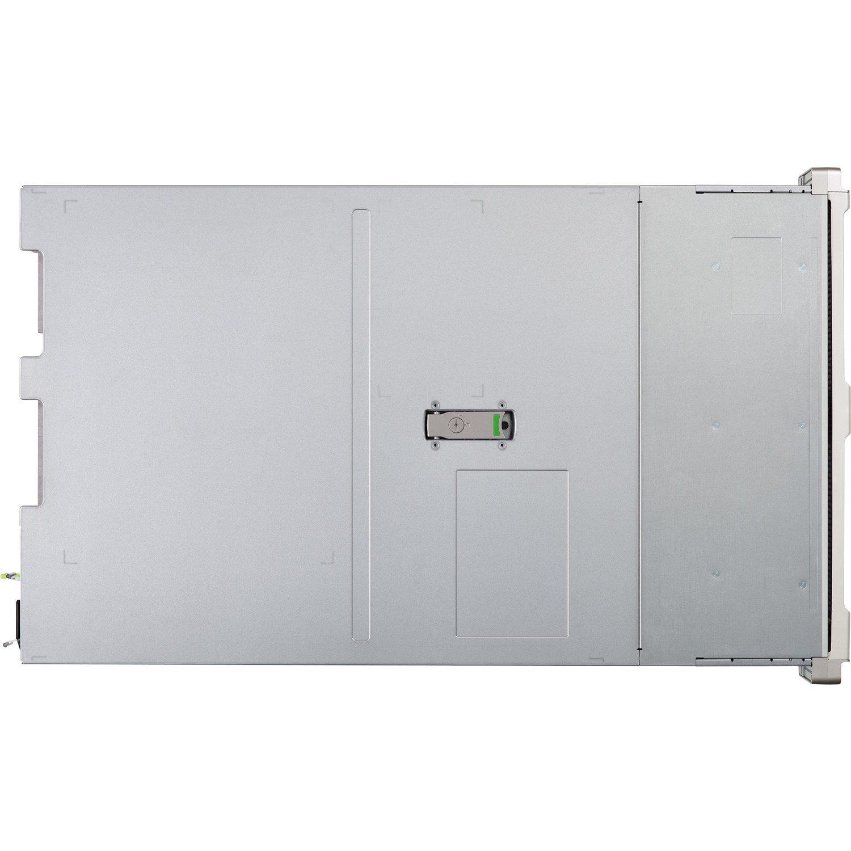 Cisco C240 M5 2U Rack-mountable Server - 2 x Xeon Gold 6132 - 192 GB RAM HDD SSD - 12Gb/s SAS Controller